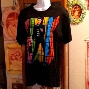 NWOT Vintage 80's Collector's Edition ELVIS Tshirt